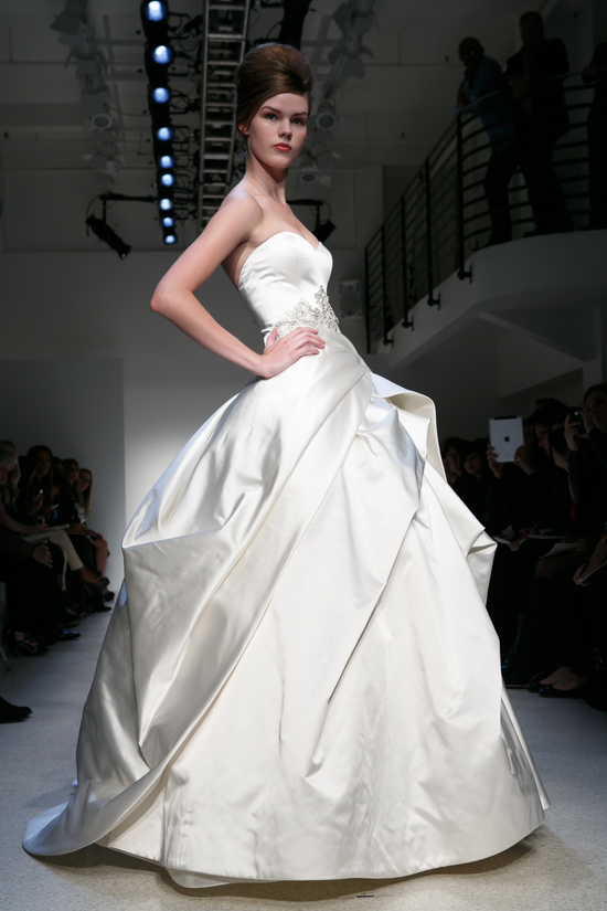 Fall 2013 Wedding Dress Kenneth Pool by Amsale bridal gowns 4