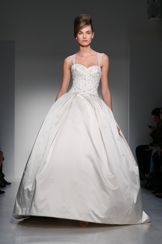 Fall 2013 Wedding Dress Kenneth Pool by Amsale bridal gowns 7