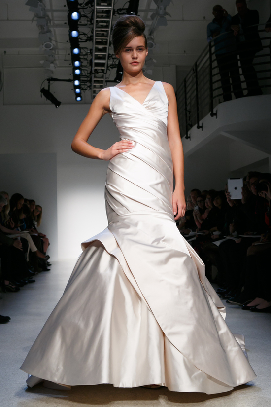 Fall 2013 Wedding Dress Kenneth Pool by Amsale bridal gowns 8