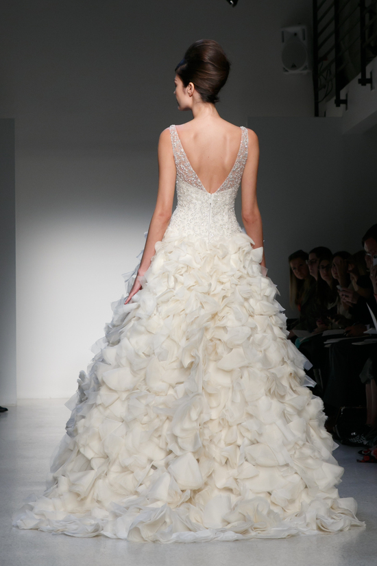 Fall 2013 Wedding Dress Kenneth Pool by Amsale bridal gowns 12