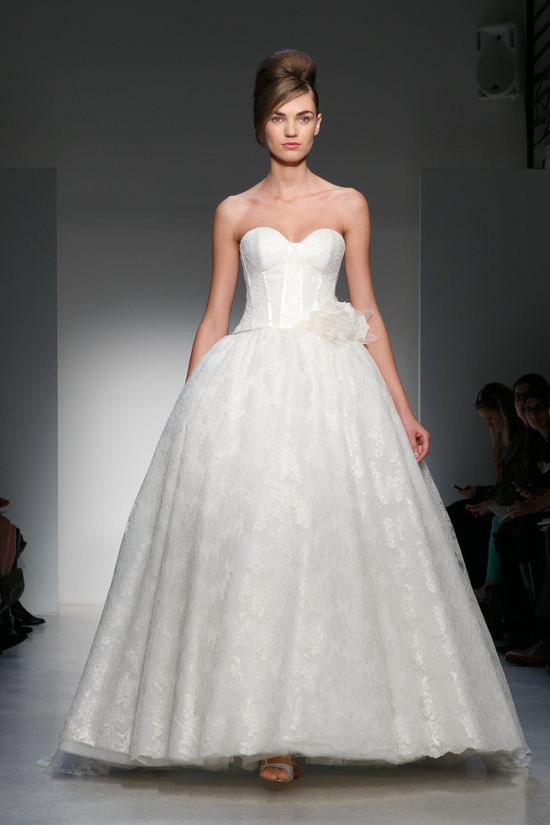 Fall 2013 Wedding Dress Kenneth Pool by Amsale bridal gowns 13