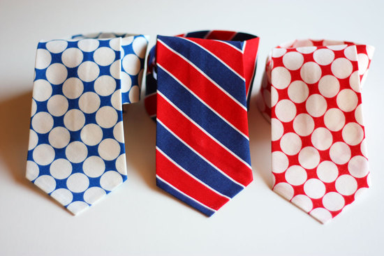Rock the Vote Nearlyweds 21 Patriotic wedding finds ties
