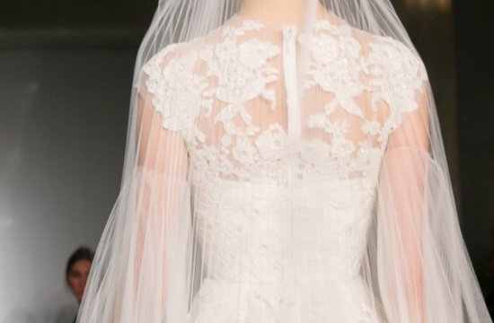 Fall 2013 Wedding Dresses with Stunning Statement Backs Reem Acra 7
