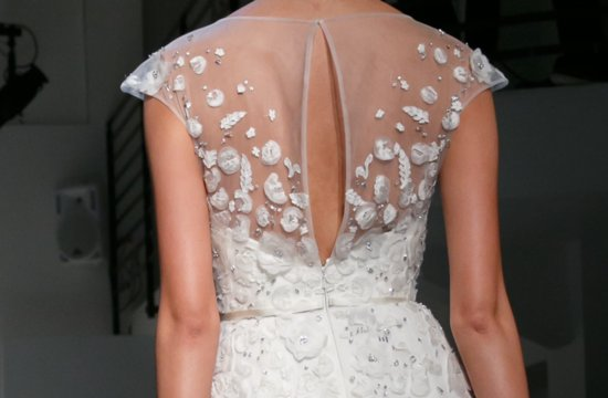 Fall 2013 Wedding Dresses with Stunning Statement Backs Christos 3