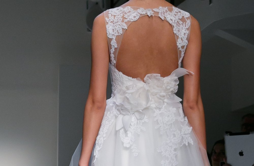 Fall 2013 Wedding Dresses with Stunning Statement Backs Christos 6