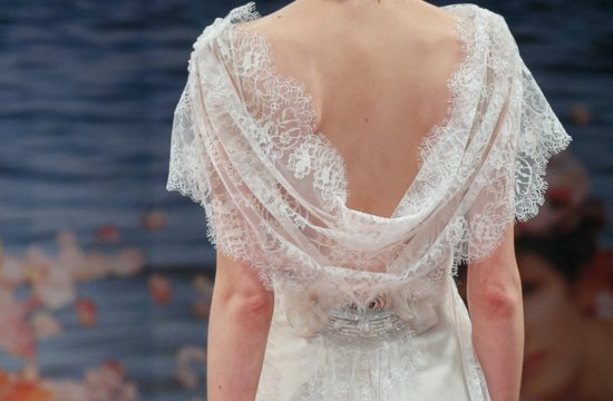Fall 2013 Wedding Dresses with Stunning Statement Backs Claire Pettibone 7