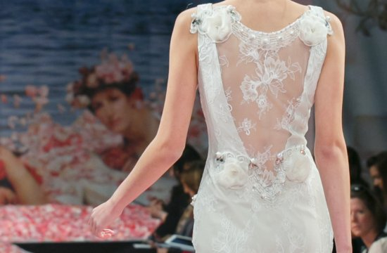 Fall 2013 Wedding Dresses with Stunning Statement Backs Claire Pettibone 10