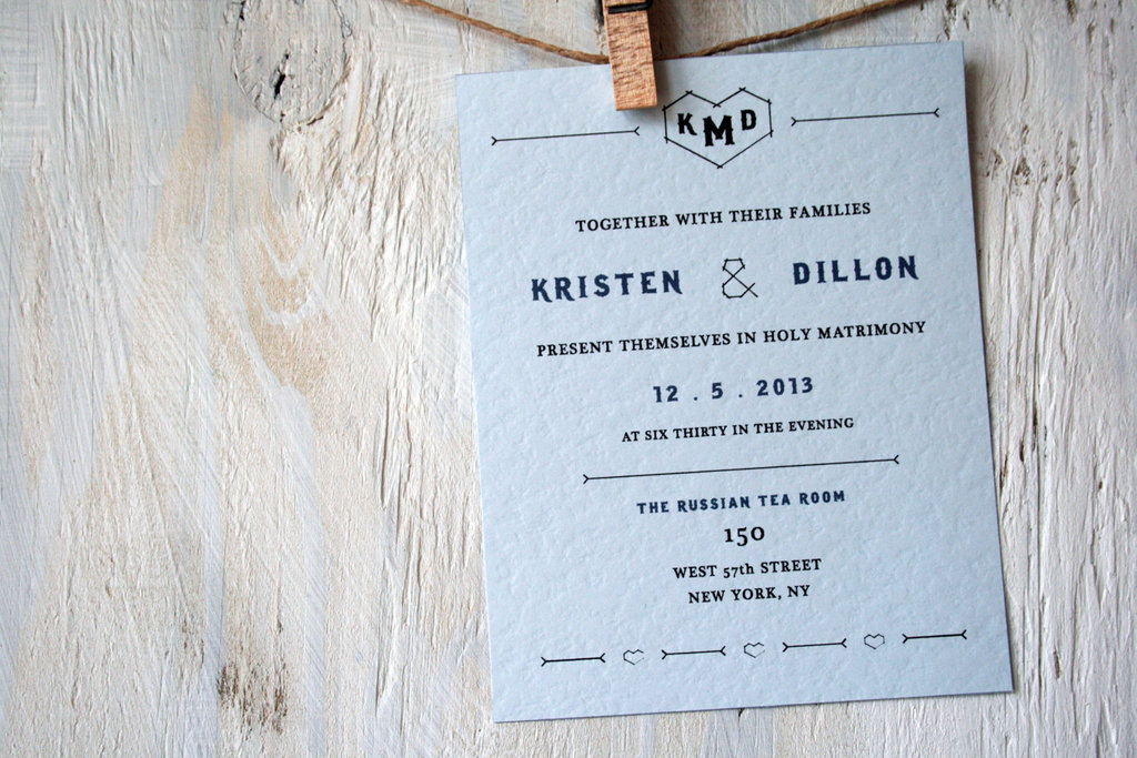 Wedding Inspiration Planning By Color Pale Light Blue Invitation
