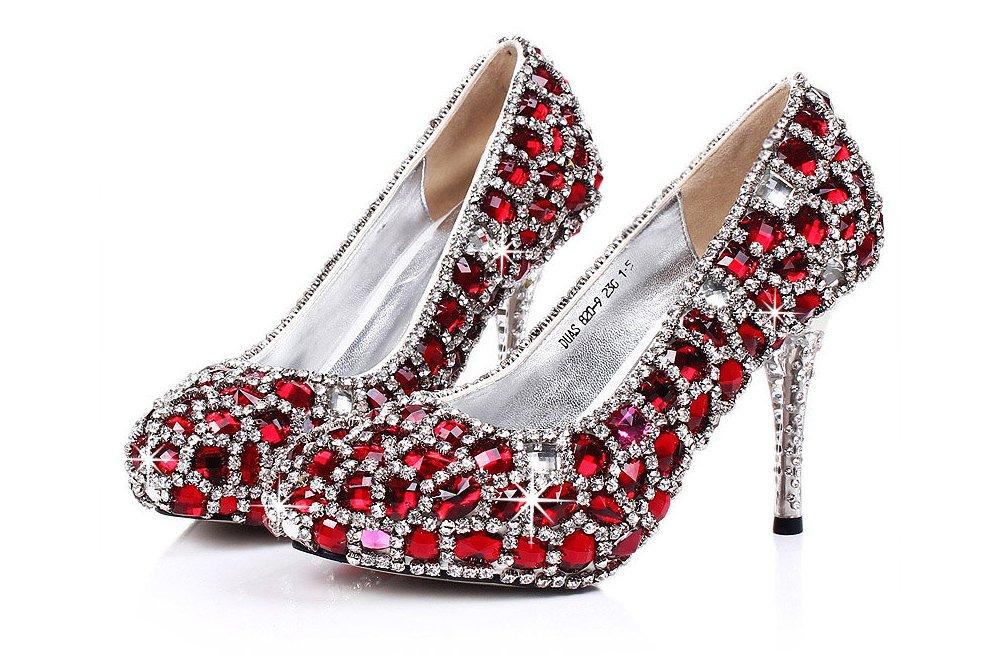 Red-wedding-accessories-ruby-encrusted-bridal-heels.full