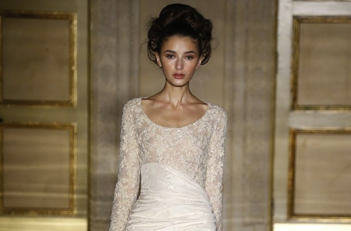 Wedding Hairstyle Trends from Fall 2013 Bridal Market Big Updo ...