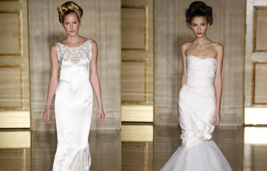 Wedding Hairstyle Trends from Fall 2013 Bridal Market Big Updo