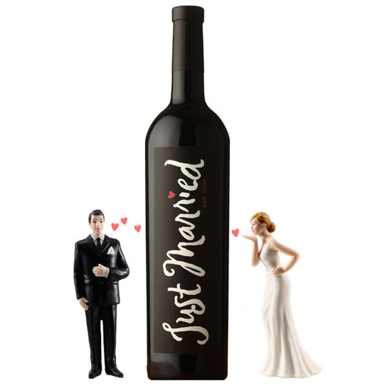 photo of Creative Wedding Gifts for Wine Loving Couples