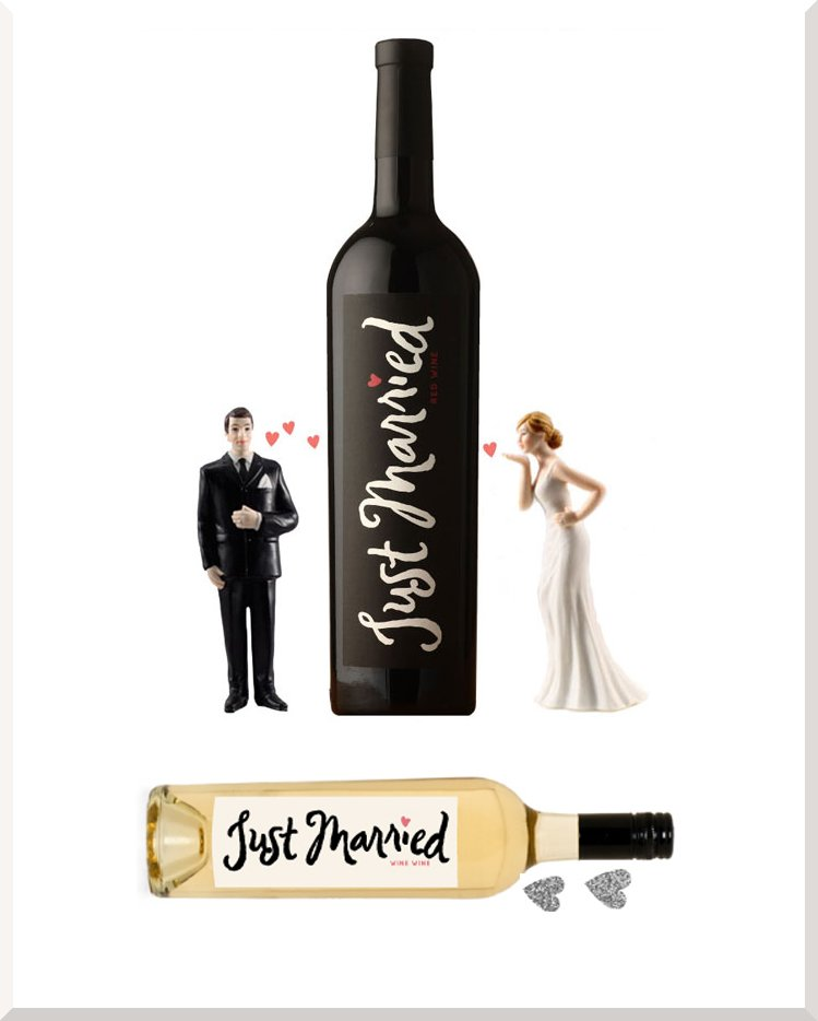 photo of Wine Gifts for Weddings