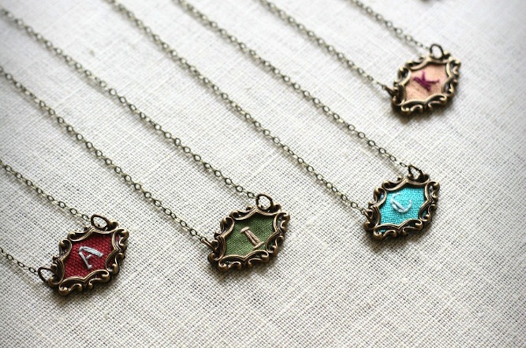 Unique-wedding-gifts-for-bridesmaids-initial-jewelry-accessories-10.full