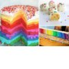 Tasty-wedding-cake-alternatives-for-a-unique-reception-confetti-rainbow.square