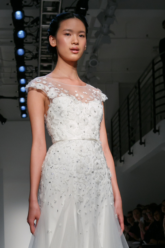 Fall 2013 Wedding Dress by Christos Amsale bridal 6b