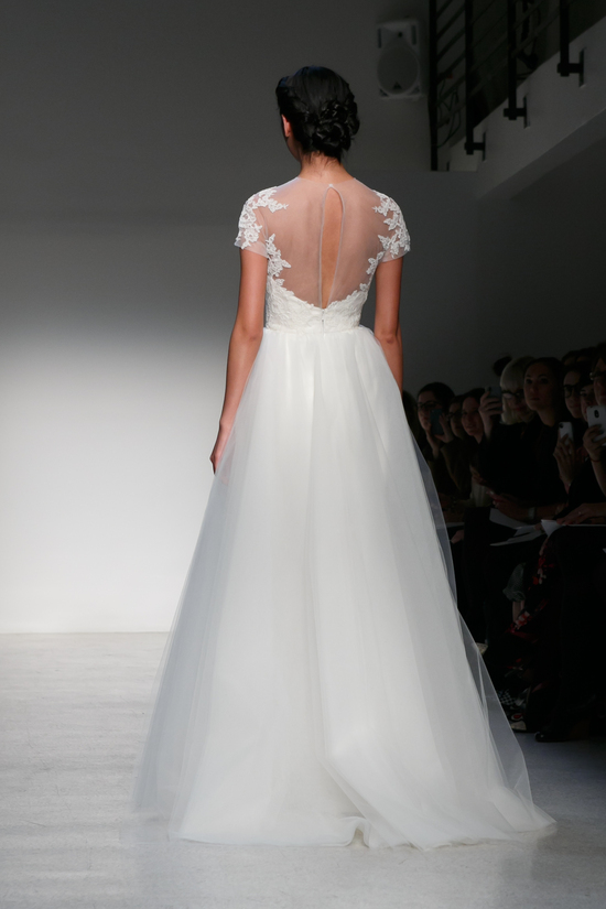 Fall 2013 Wedding Dress by Christos Amsale bridal 1