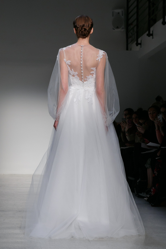Fall 2013 Wedding Dress by Christos Amsale bridal 8