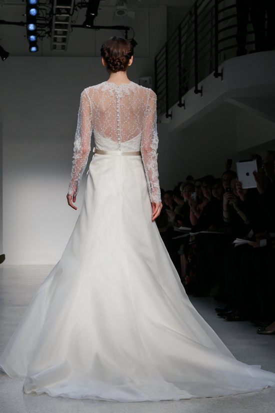 Fall 2013 Wedding Dress by Christos Amsale bridal 9
