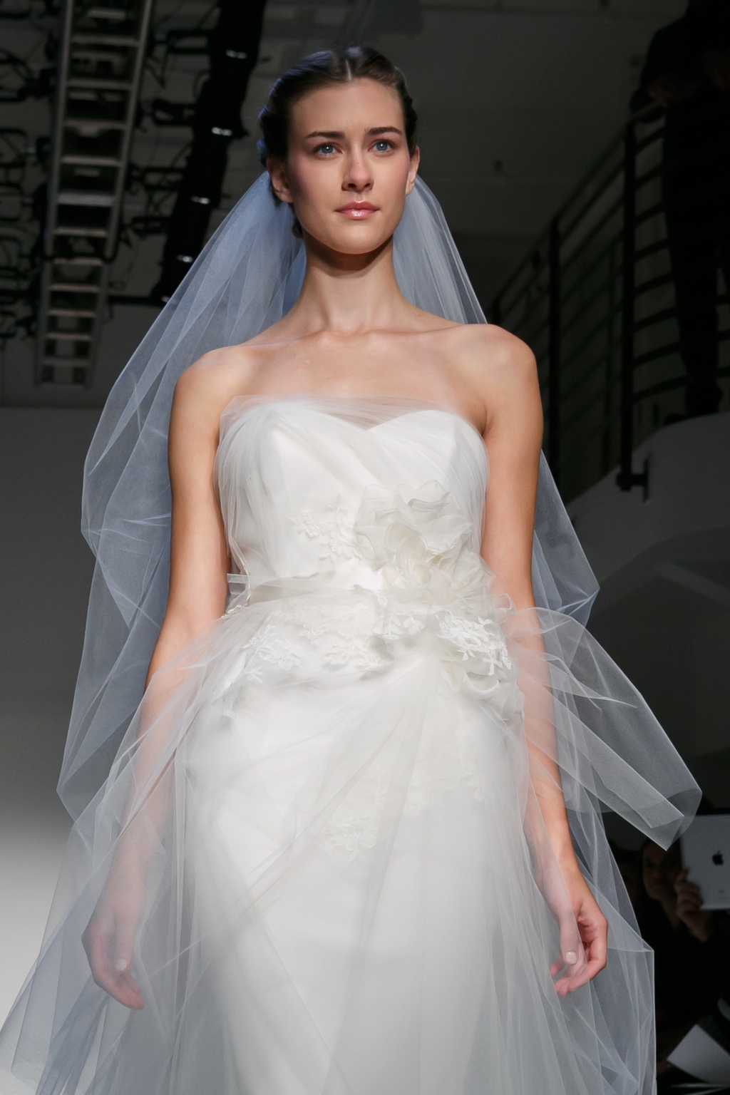 Fall 2013 Wedding Dress by Christos Amsale bridal 12b