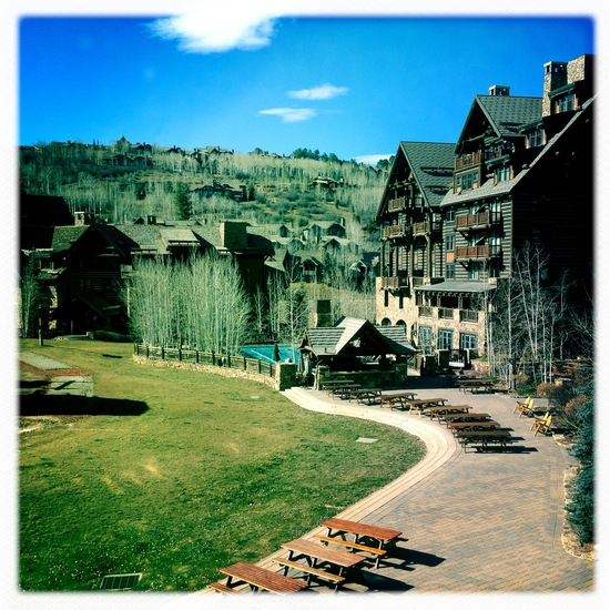 Engaged in Beaver Creek Colorado 8