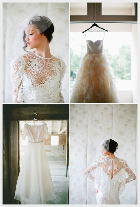 5 ways to say yes to the perfect wedding dress 4