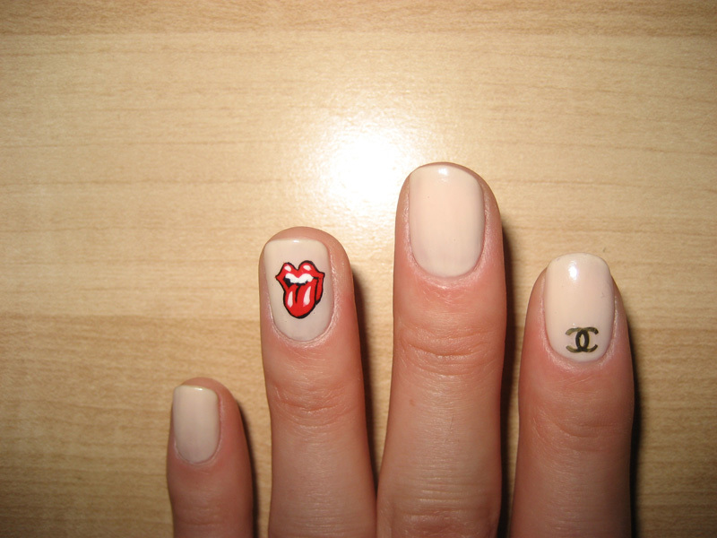 Memorable-wedding-day-nails-for-every-style-bride-16.full