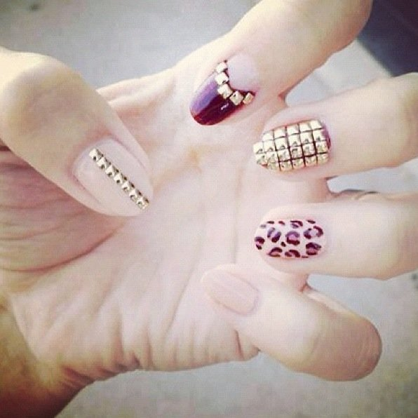 Memorable-wedding-day-nails-for-every-style-bride-20.full