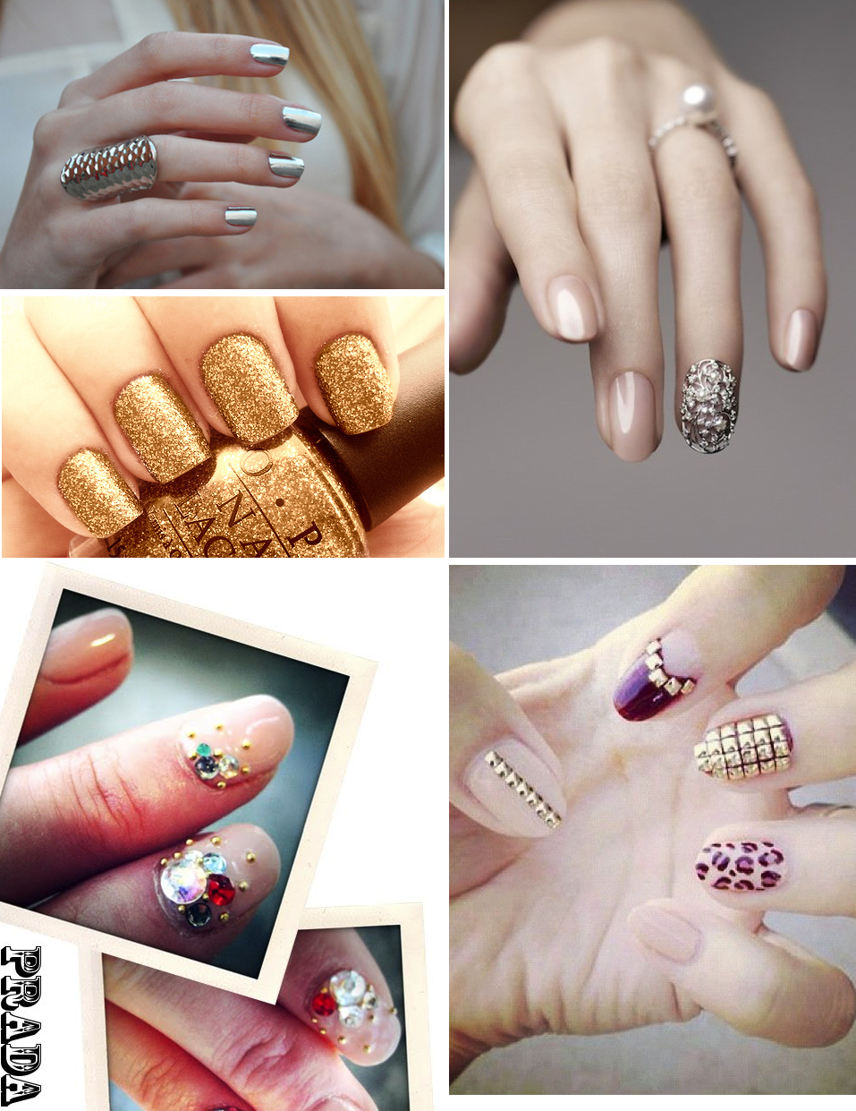 Awesome-wedding-day-manicures-for-beauty-loving-brides-glam-sparkly-metallic.original