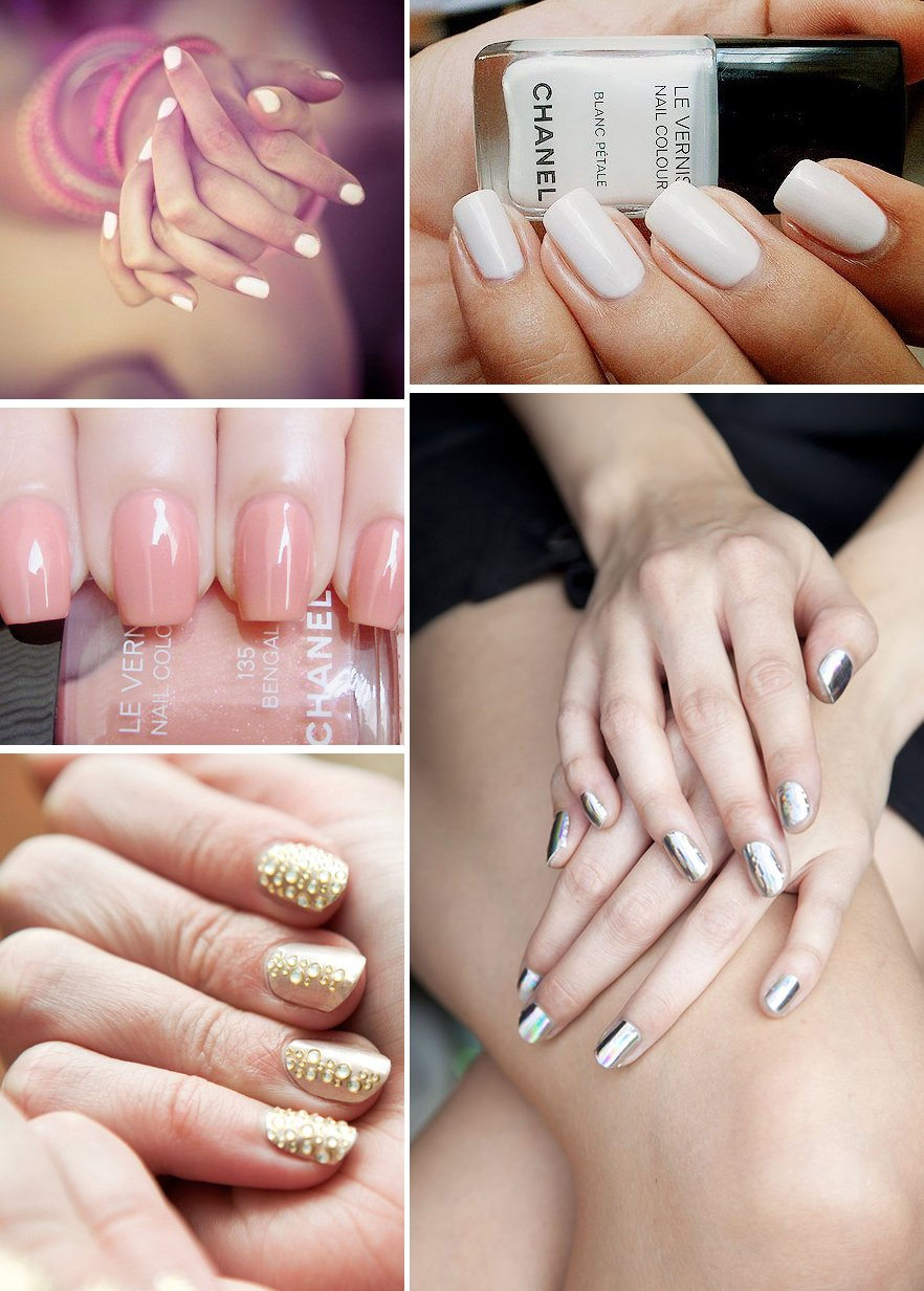 Awesome-wedding-day-manicures-for-beauty-loving-brides-neutrals.full