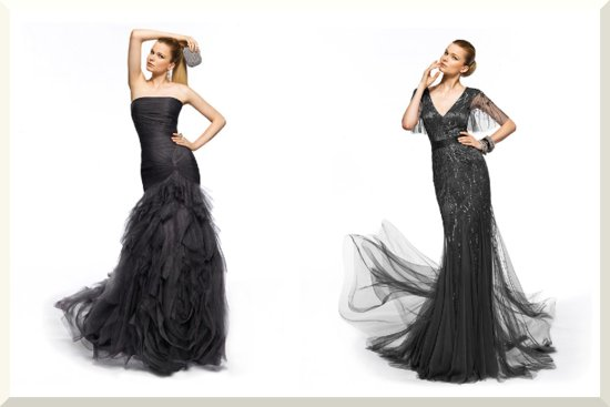 Bridesmaids Dresses for the Fashion Forward Wedding Party Pronovias 2013 19