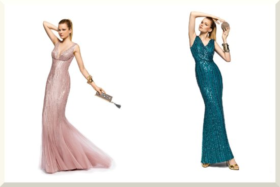 Bridesmaids Dresses for the Fashion Forward Wedding Party Pronovias 2013 18