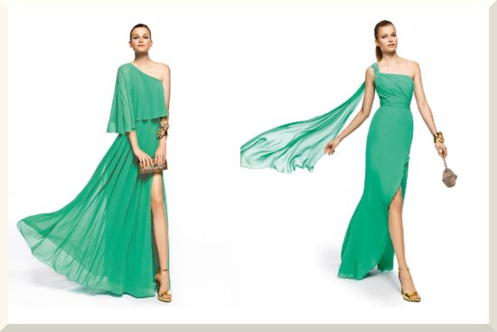 Bridesmaids Dresses for the Fashion Forward Wedding Party Pronovias 2013 17