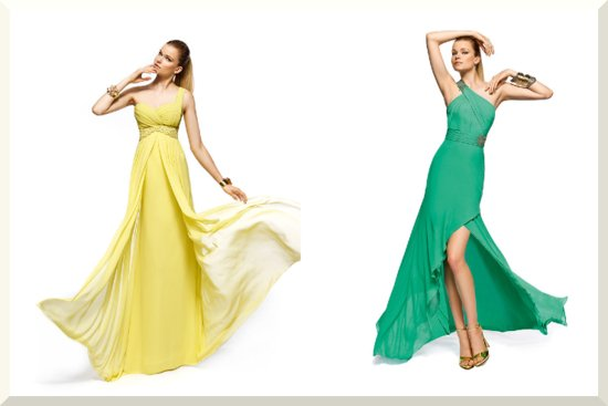 Bridesmaids Dresses for the Fashion Forward Wedding Party Pronovias 2013 16