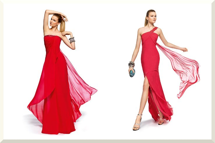 Bridesmaids-dresses-for-the-fashion-forward-wedding-party-pronovias-2013-8.full