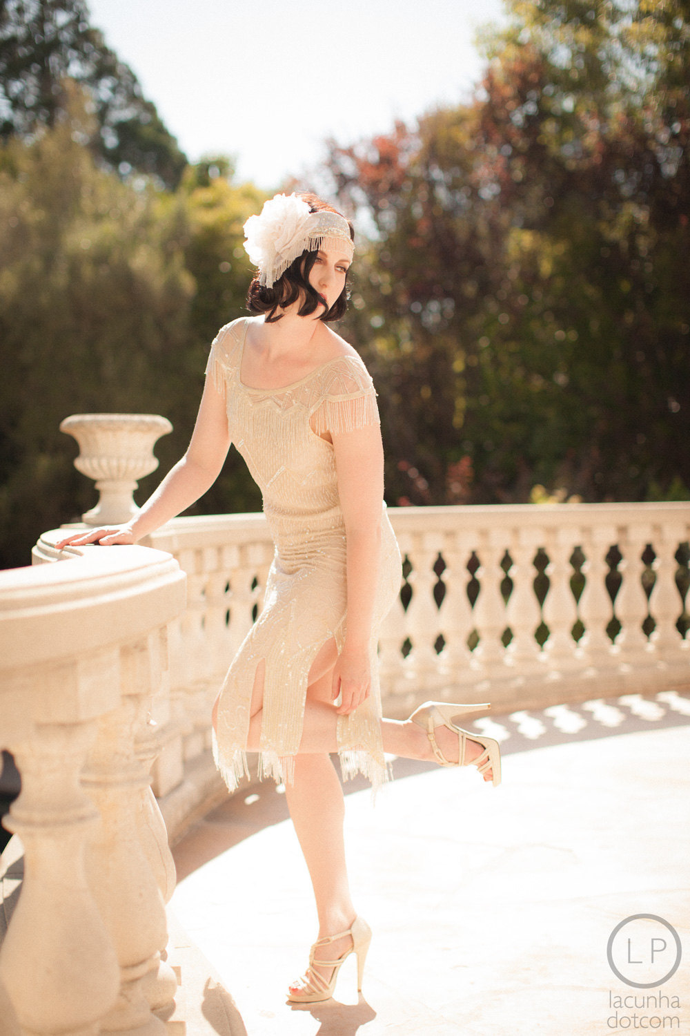 Great Gatsby Wedding Inspiration for Vintage Brides 6