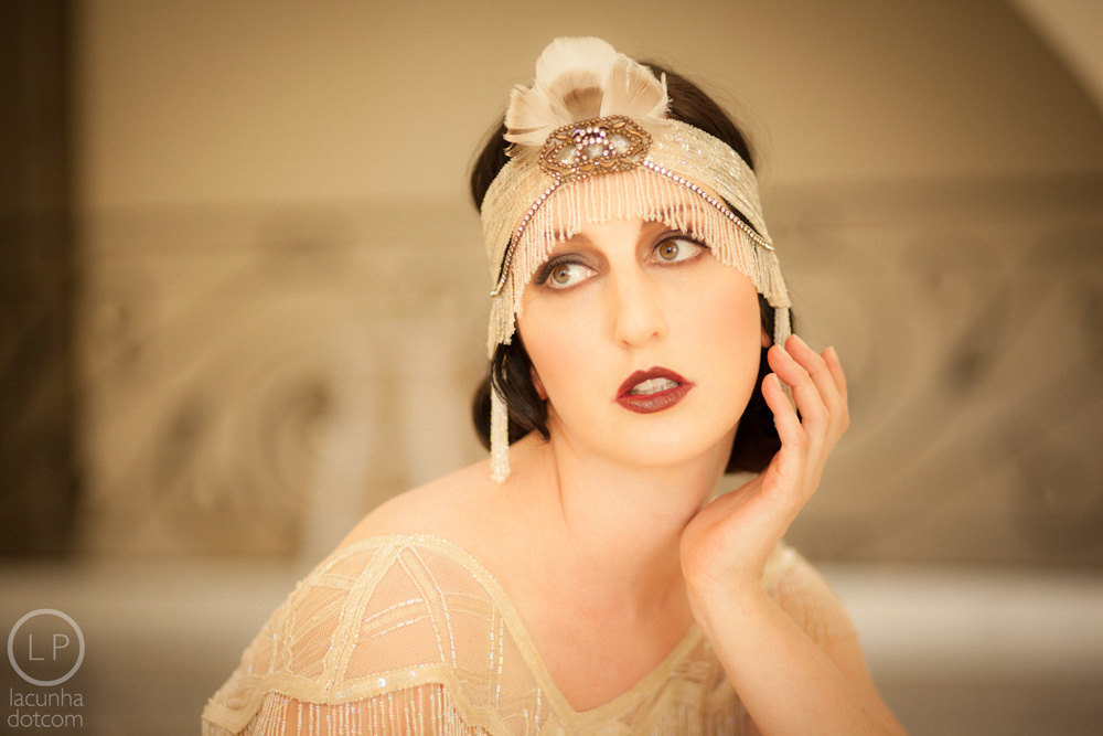 Great Gatsby Wedding Inspiration for Vintage Brides 1