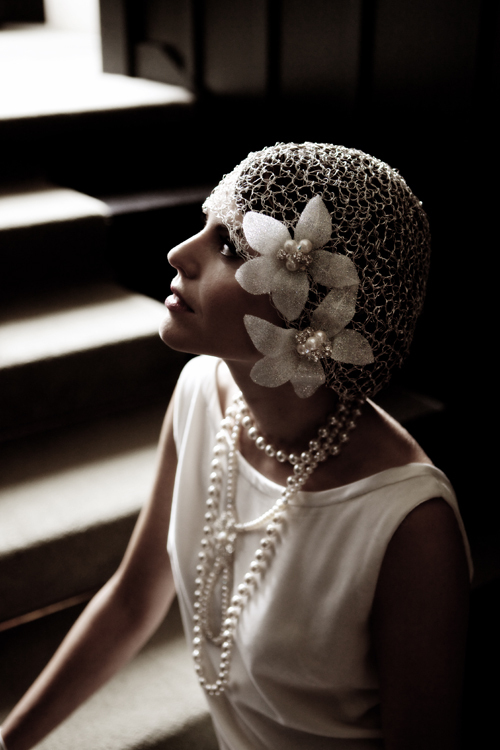 Great Gatsby Wedding Inspiration for Vintage Brides9