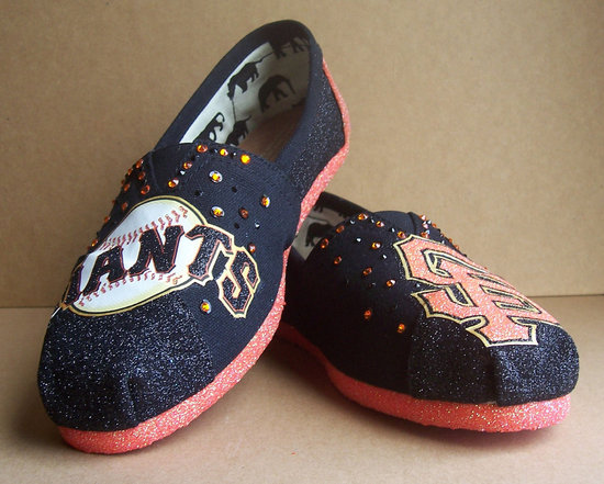 Funky Wedding Shoes for Sports Loving Groom