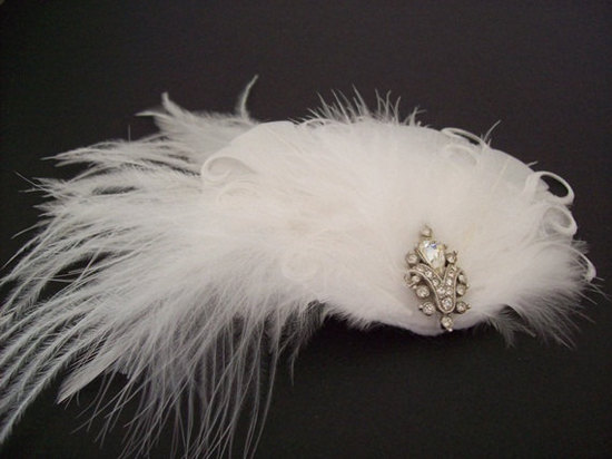 photo of Couture Headpiece by Etsy seller BVC Chic.
