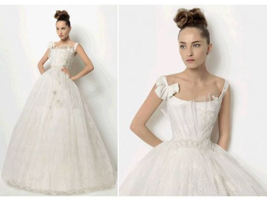 2011 corset wedding dress ball gown whimsical full