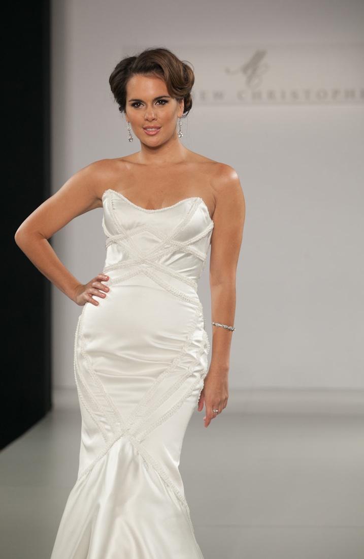Fall 2013 wedding dress by matthew christopher bridal 11d for Christopher matthews wedding dresses