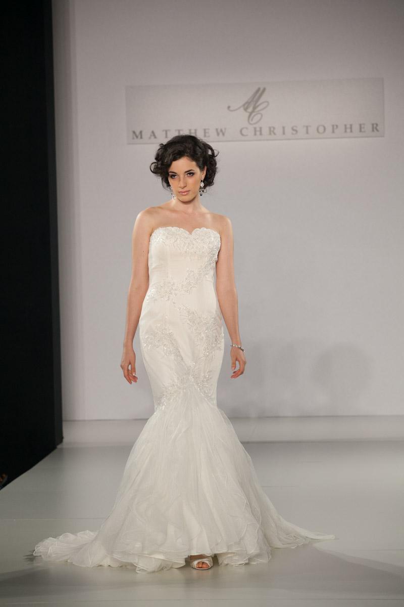 Fall 2013 wedding dress by matthew christopher bridal 8 for Christopher matthews wedding dresses