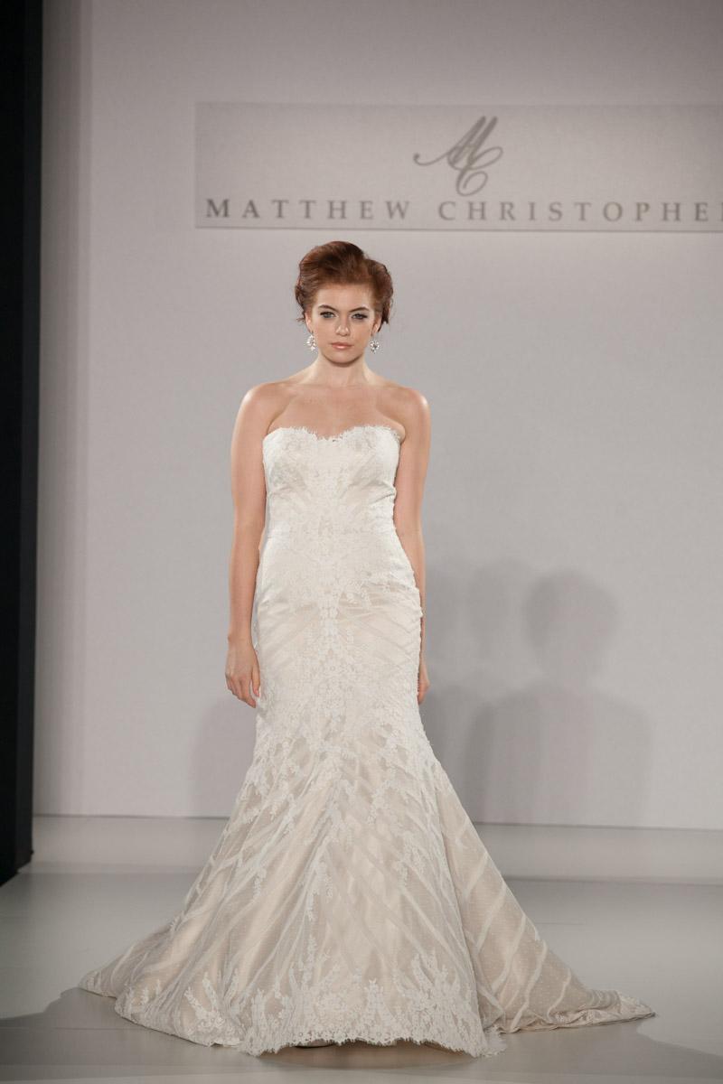Fall 2013 wedding dress by matthew christopher bridal 1 for Christopher matthews wedding dresses