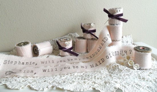 photo of 9 Creative Ways to Say Will You Be My Bridesmaid?