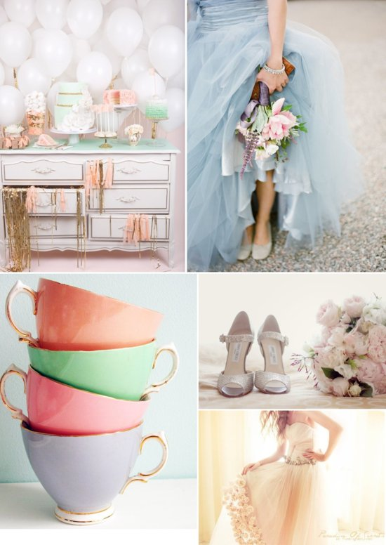 pastel winter weddings 2
