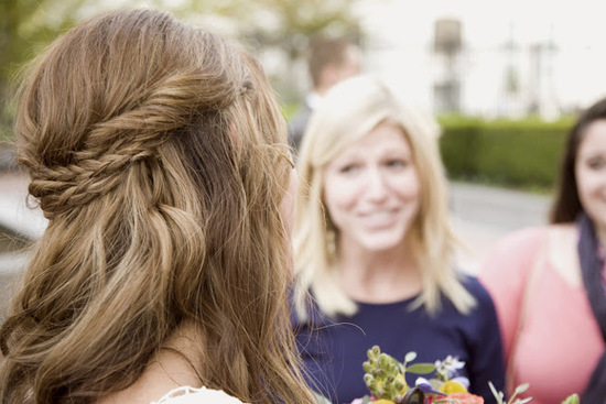 Easy Breezy Bridal Updos