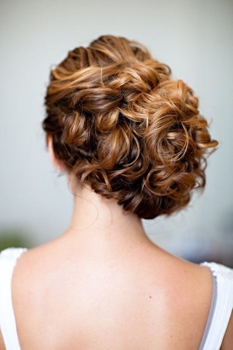 Easy Breezy Bridal Updos.