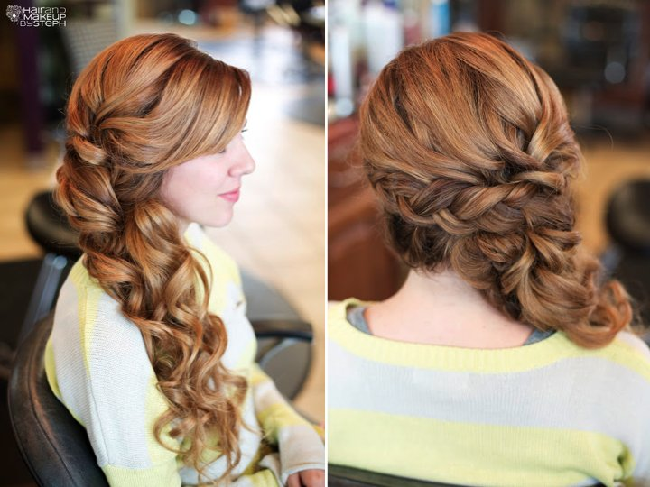 Tremendous Long Hair Braids For Weddings Braids Hairstyle Inspiration Daily Dogsangcom