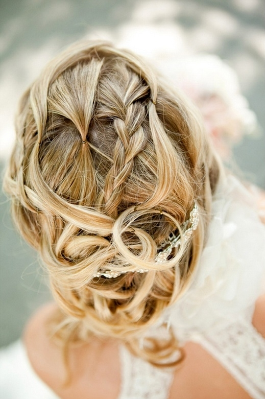 Easy Breezy Bridal Updos Wedding Hair Inspiration.